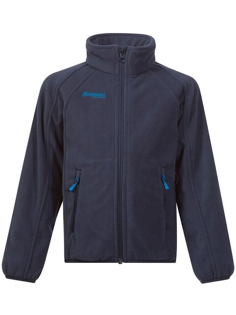 Bergans Bolga Jacket Kids Navy